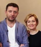 Виктория Толстоганова и Алексей Агранович впервые сыграют вместе