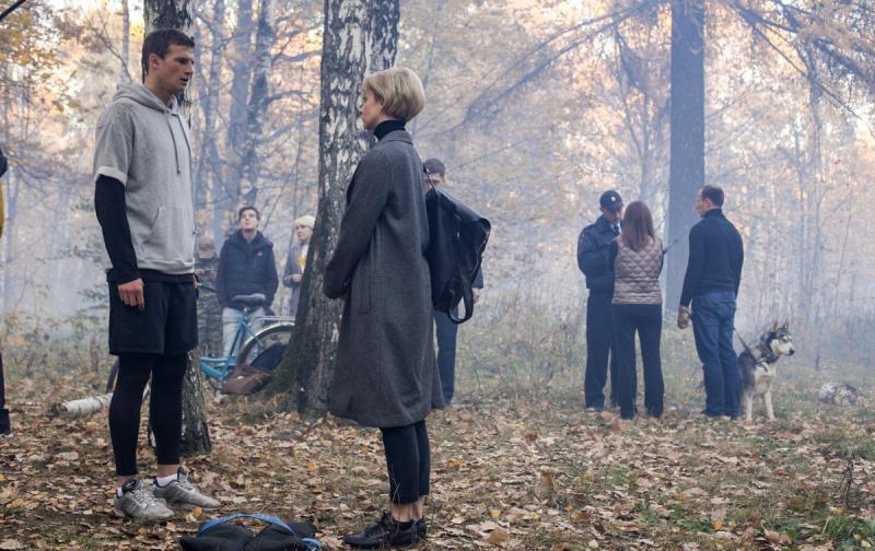 Полина Максимова расследует убийства, а Евгений Романцов видит прошлое в трейлере фильма «Бег»