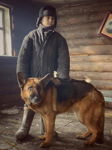 Екатерина Гусева и Игорь Петренко сыграли в картине «Африка» про пса-миноискателя