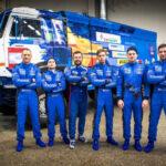 Анатолий Белый набирает автогонщиков в команду «КАМАЗ-мастер» в трейлере сериала «Мастер»
