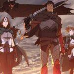 Netflix: мультсериал по игре «DOTA 2» выйдет 25 марта