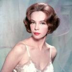 Звезда мюзиклов 50-х Лесли Карон отмечает юбилей