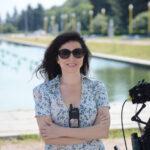 Алиса Хазанова закончила съёмки «Белого списка» с Алексеем Серебряковым